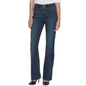 Apt. 9 | bootcut elastic band jeans